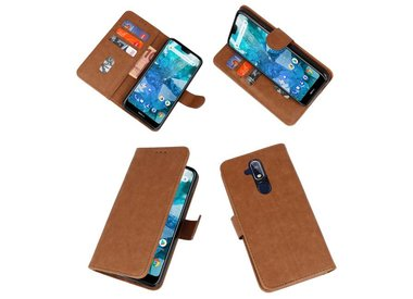 Nokia 8.1 ( Nokia X7) Bookstyle & Flipcases