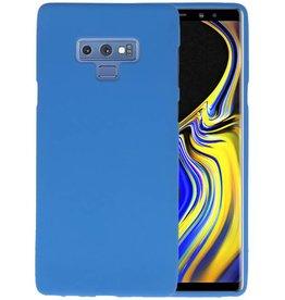 BackCover Hoesje Color Telefoonhoesje Samsung Galaxy Note 9 - Navy