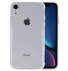 Schokbestendig transparant TPU hoesje voor iPhone XR