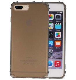 Schokbestendig TPU hoesje iPhone 8 / 7 Plus Grijs