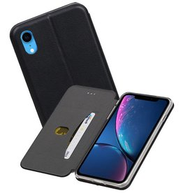 Slim Folio Case iPhone XR Zwart