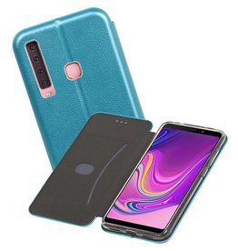 Slim Folio Case Samsung Galaxy A9 2018 Blauw