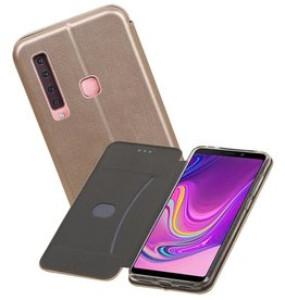 Slim Folio Case Samsung Galaxy A9 2018 Goud