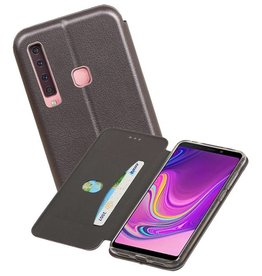 Slim Folio Case Samsung Galaxy A9 2018 Grijs