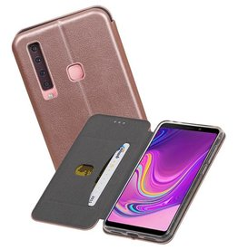 Slim Folio Case Samsung Galaxy A9 2018 Roze
