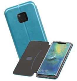Slim Folio Case Huawei Mate 20 Pro Blauw