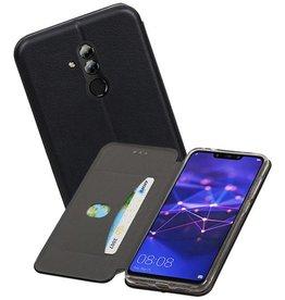 Slim Folio Case Huawei Mate 20 Lite Zwart
