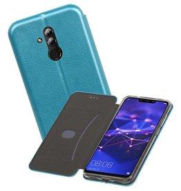 Slim Folio Case Huawei Mate 20 Lite Blauw