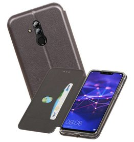 Slim Folio Case Huawei Mate 20 Lite Grijs