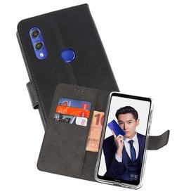 Wallet Cases Hoesje Huawei Note 10 Zwart