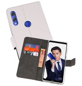 Wallet Cases Hoesje Huawei Note 10 Wit