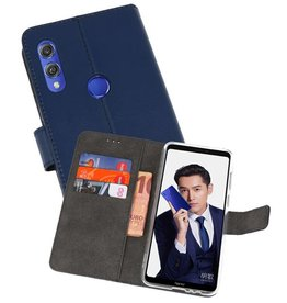 Wallet Cases Hoesje Huawei Note 10 Navy