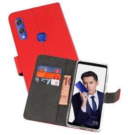 Wallet Cases Hoesje Huawei Note 10 Rood