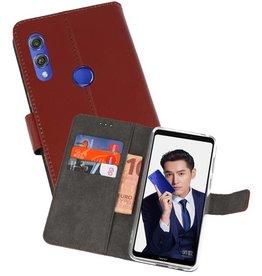 Wallet Cases Hoesje Huawei Note 10 Bruin