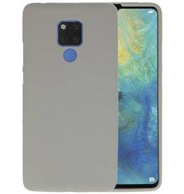 Grijs Color TPU Hoesje Huawei Mate 20 X