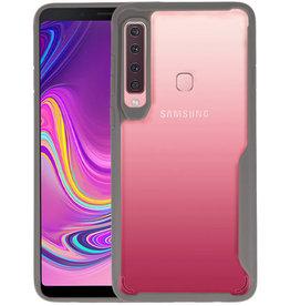 Grijs Focus Transparant Hard Cases Samsung Galaxy A9 2018