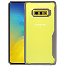 Grijs Focus Transparant Hard Cases Samsung Galaxy S10e