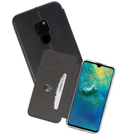 Zwart Slim Folio Case Huawei Mate 20