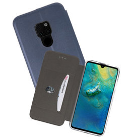 Navy Slim Folio Case Huawei Mate 20