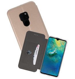 Slim Folio Case Huawei Mate 20 Goud