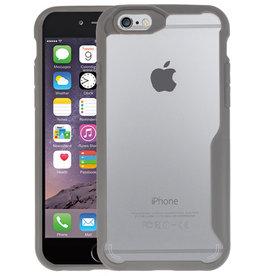 Grijs Focus Transparant Hard Cases iPhone 6