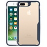 Navy Focus Transparant Hard Cases iPhone 7 / 8 Plus