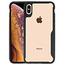 Zwart Focus Transparant Hard Cases iPhone XS Max