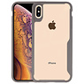 Grijs Focus Transparant Hard Cases iPhone XS Max