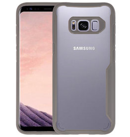 Grijs Focus Transparant Hard Cases Samsung Galaxy S8
