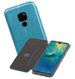 Blauw Slim Folio Case Huawei Mate 20