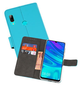Wallet Cases Hoesje Huawei P Smart 2019 Blauw