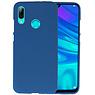 Color TPU Hoesje Huawei P Smart 2019 Navy