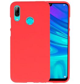 BackCover Hoesje Color Telefoonhoesje Huawei P Smart 2019 - Rood