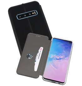 Slim Folio Case Samsung Galaxy S10 Zwart