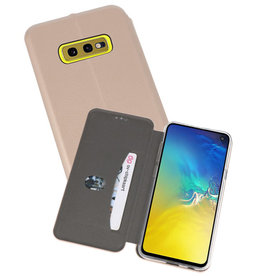 Slim Folio Case Samsung Galaxy S10e Goud