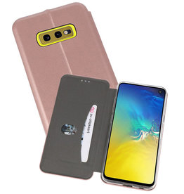 Slim Folio Case Samsung Galaxy S10e Roze