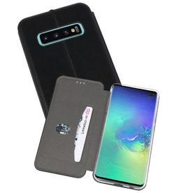 Slim Folio Case Samsung Galaxy S10 Plus Zwart