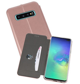 Slim Folio Case Samsung Galaxy S10 Plus Roze