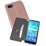 Slim Folio Case Huawei Y5 Lite / Y5 Prime 2018 Roze
