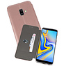 Roze Slim Folio Case Samsung Galaxy J6 Plus