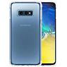 Schokbestendig Back Cover Hoesje Samsung Galaxy S10e Transparant