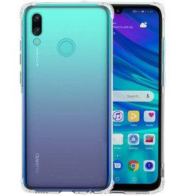 Schokbestendig Transparant TPU hoesje Huawei P Smart 2019