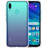 Schokbestendig Back Cover Hoesje Huawei P Smart 2019 Transparant