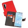Wallet Cases Hoesje Huawei P30 Pro Rood