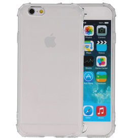 Schokbestendig TPU hoesje iPhone 6 Transparant