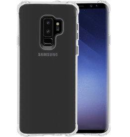 Schokbestendig TPU hoesje Galaxy S9 Plus Transparant