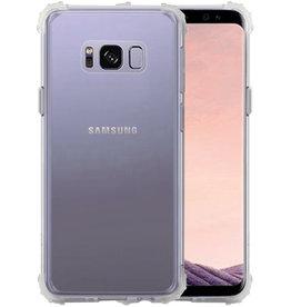 Schokbestendig transparant TPU hoesje Samsung Galaxy S8