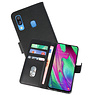 Bookstyle Wallet Cases Hoesje Samsung Galaxy A40 Zwart