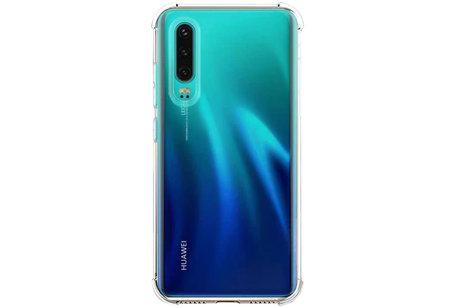 Schokbestendig transparant TPU hoesje voor Huawei P30