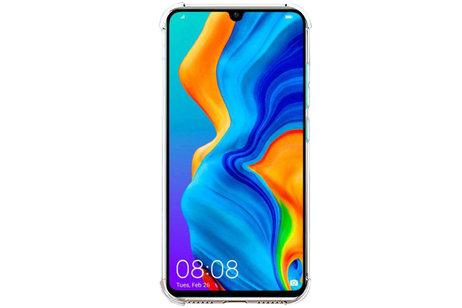 Schokbestendig transparant TPU hoesje voor Huawei P30 Lite
